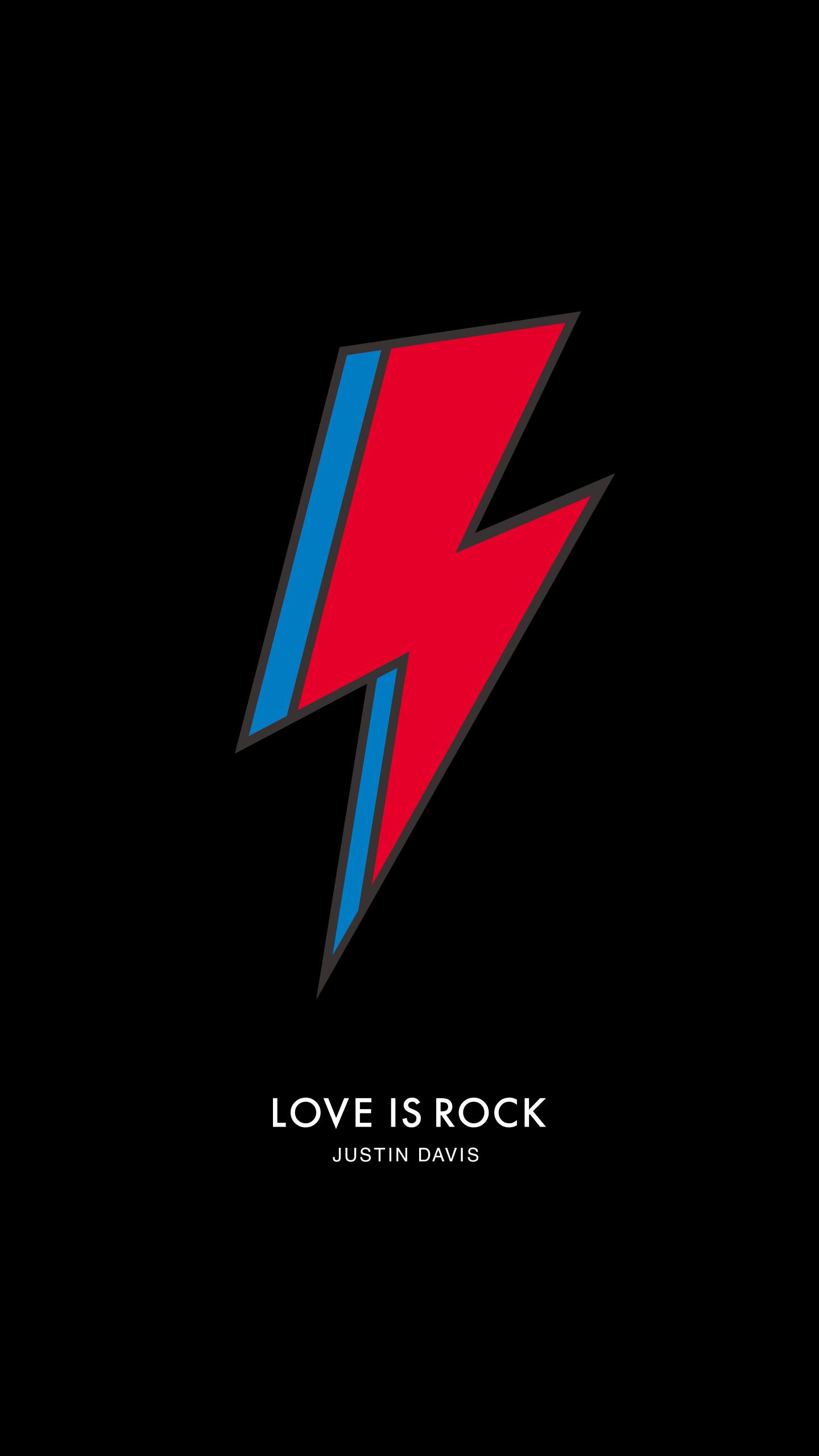 Love Is Rock Justin Davis